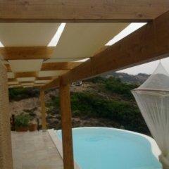porticato legno-tessuto