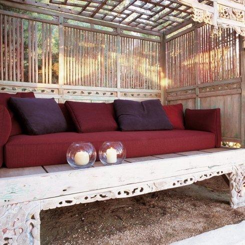 cuscini per divani da esterno