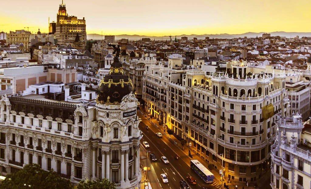 Gruppereise til Madrid