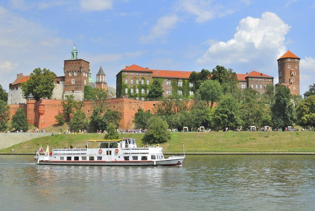 krakow-riverboat