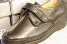 scarpe in cuoio