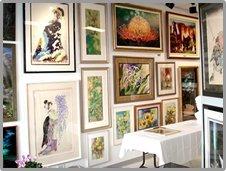 paint exhibition