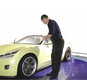 car body repairs - Tiverton - Dean Crook Car Body Repairs - car