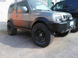 Suzuki Jimny 1.3i 16V cat 4WD JLX Più