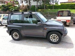 Suzuki Vitara 1.6i 16V cat Cabriolet JLX P.Pack