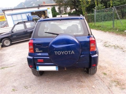 Toyota RAV 4 2.0 16V cat 3 porte Sol