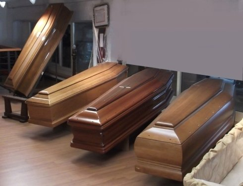 Cofani funebri Agenzia Funebre Cabras Quartu Sant