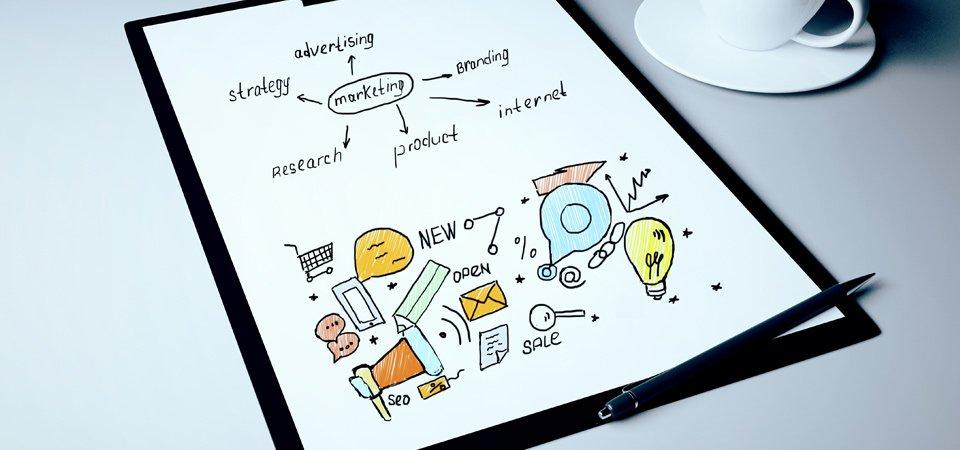 business planning sketch