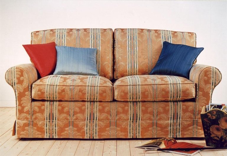 Removable lining sofa model London
