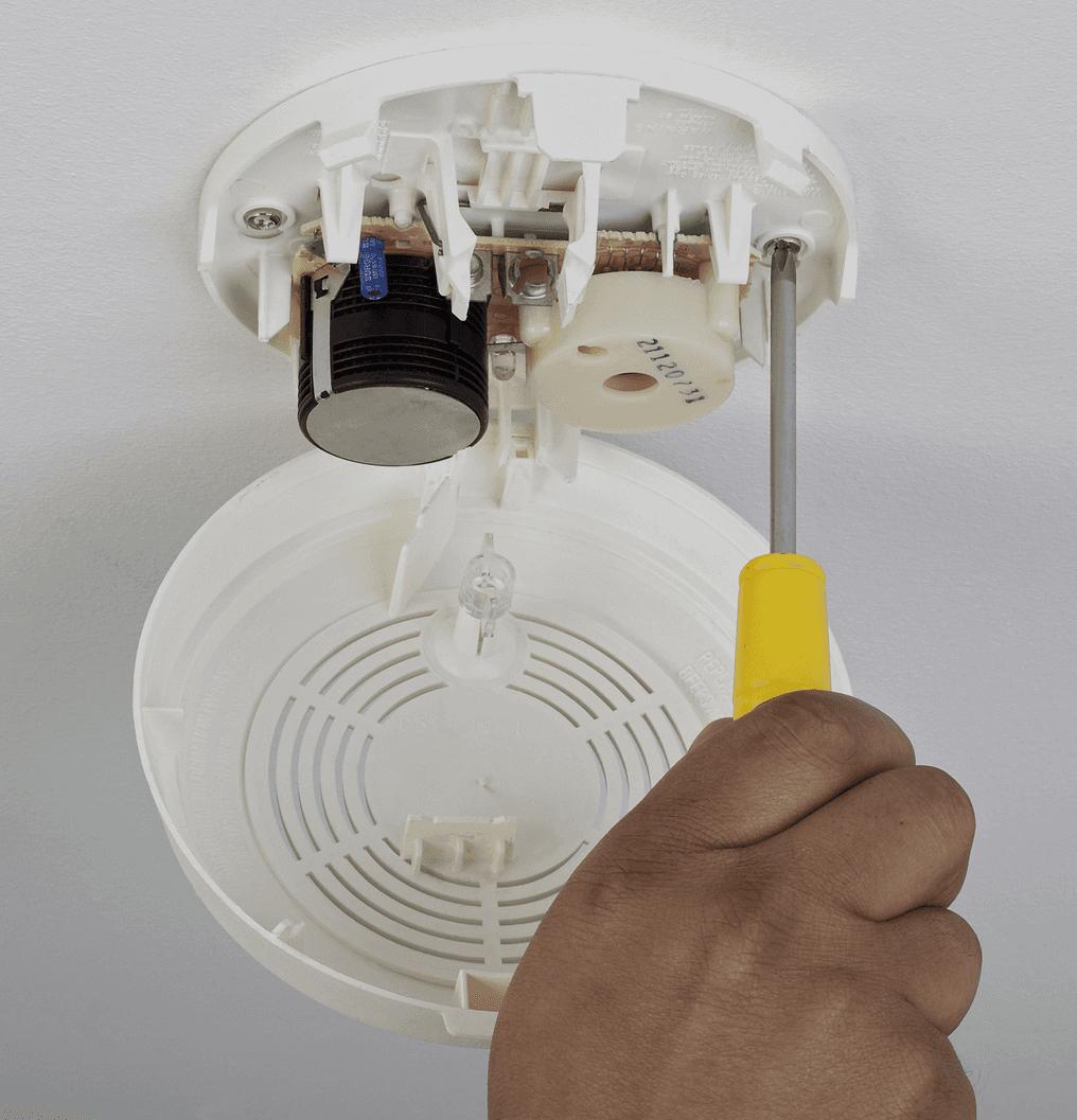 Alarm system equipment