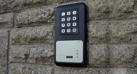 existing access control system