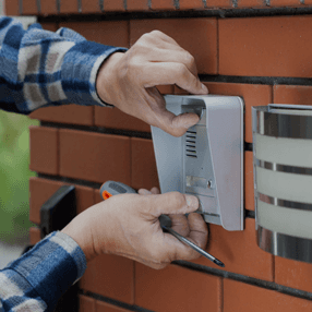 Alarm installation and repair