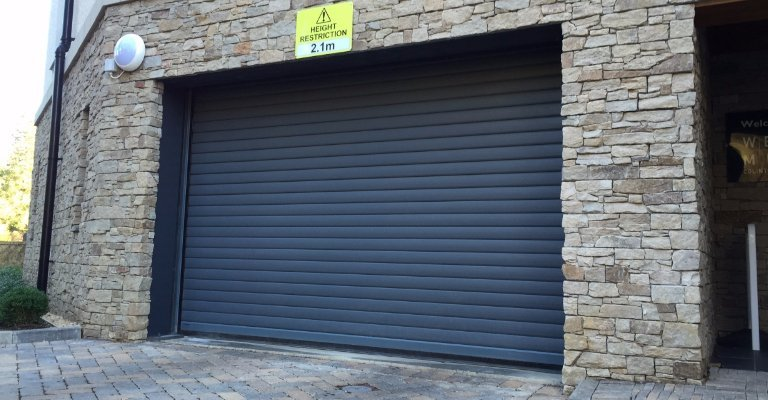 D140 Insulated Roller Shutter & Mechdoors Industrial Doors u0026 Roller Shutters in Glasgow u0026 Edinburgh