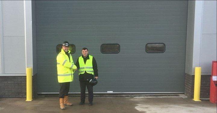 Mechdoors Industrial Doors Amp Roller Shutters In Glasgow