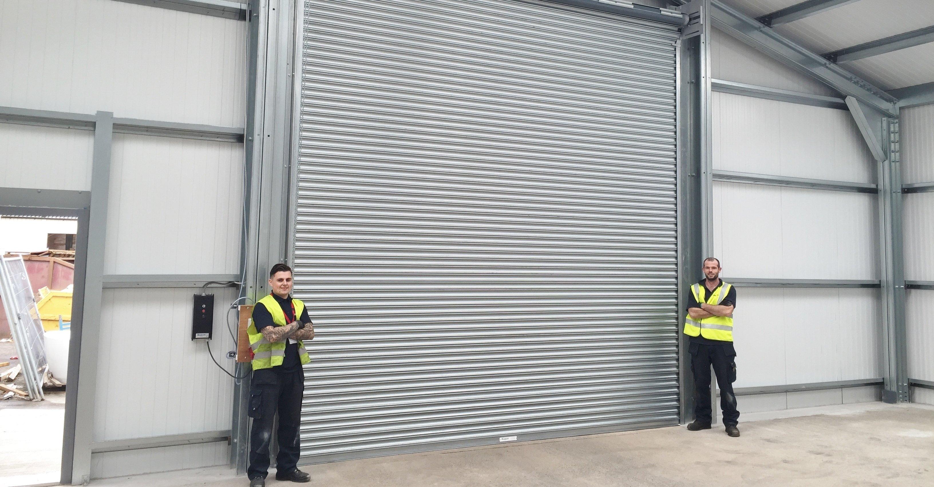 Mechdoors Industrial Door Amp Roller Shutter Renewals In