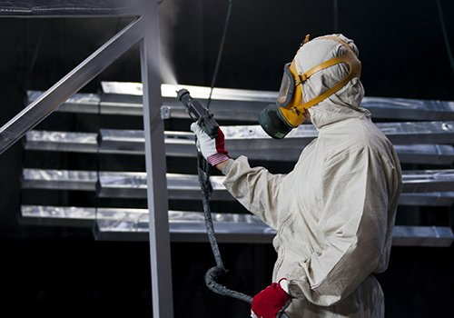 Verniciatura industriale a Somma Vesuviana