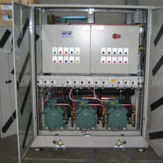 centrale multicompressore