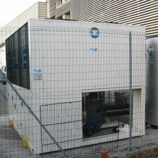 impianti climatizzazione industriale