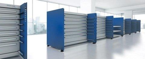 Spazio semiautomatic cabinet