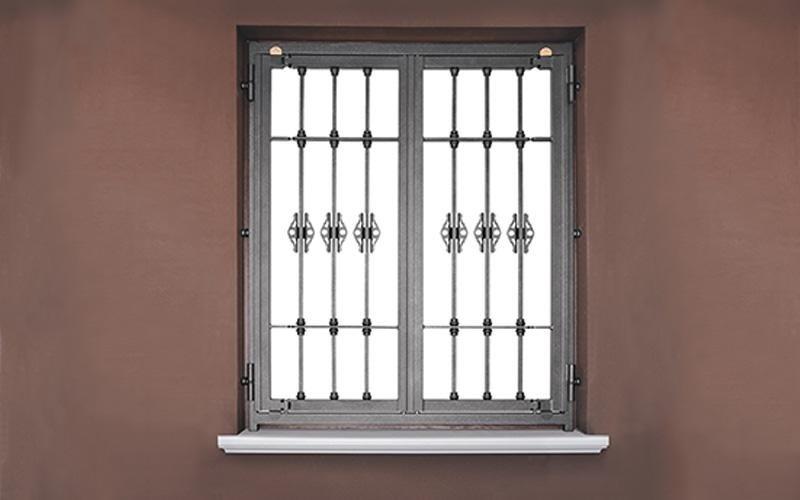 Grate di sicurezza como s l sabatino - Modelli di grate per finestre ...