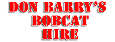 don barrys bobcat hire