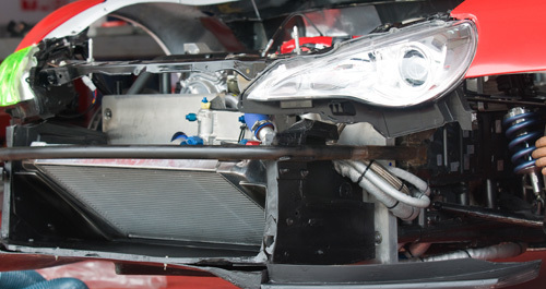 Radiator repair service for keeping the automobile engine cool in Auckland, NZ