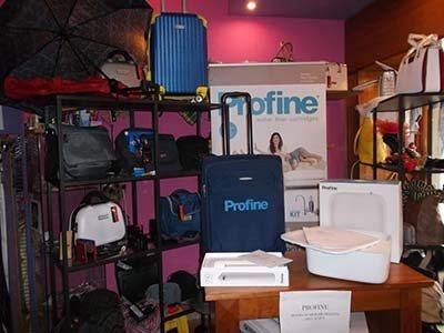 Borse e accessori Big Bag, Filtri acqua Profine, a Potenza-Eventi sas