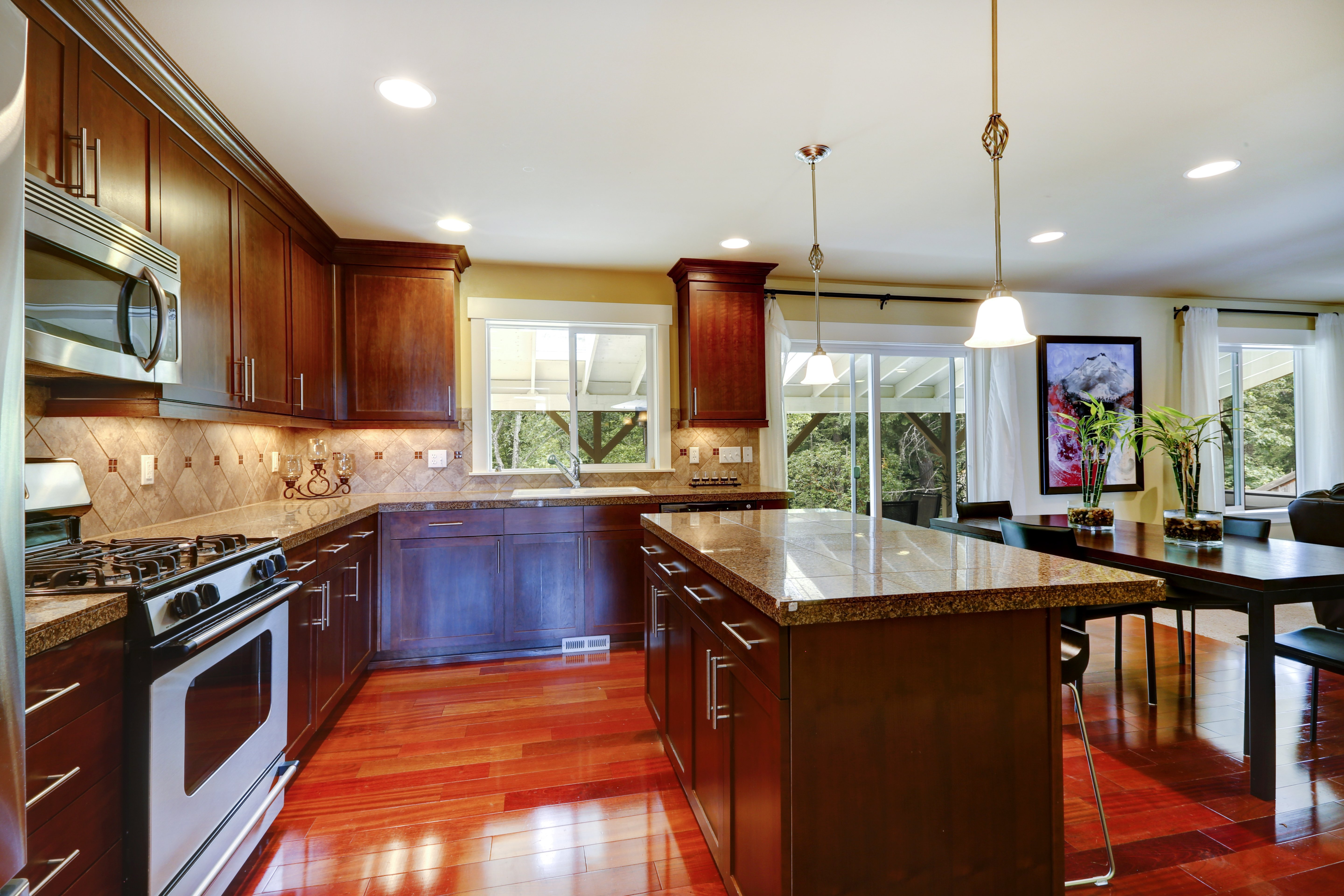 Kitchen Countertops Project in Marion, IA