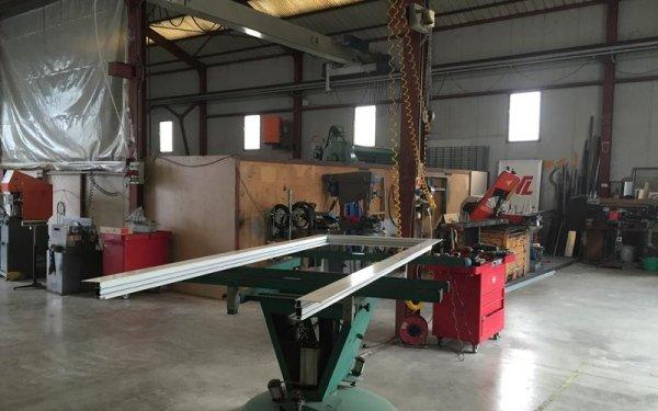 produzione serramenti alluminio