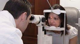 misurazione optometrica
