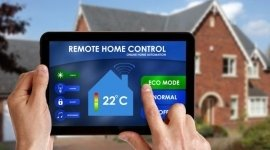 sistemi di controllo remoto della casa