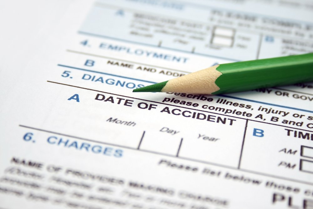 Paperwork needed when filing for a personal injury in Twinsburg, OH
