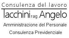 TACCHINI RAG. ANGELO - CONSULENTE DEL LAVORO
