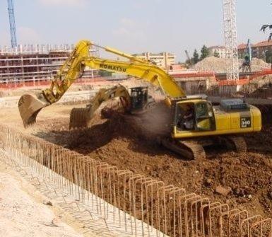 movimento terra, edilizia
