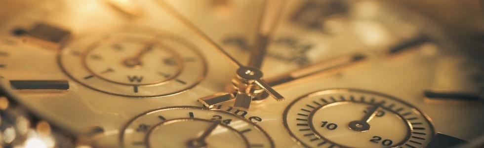 Laboratorio di orologi