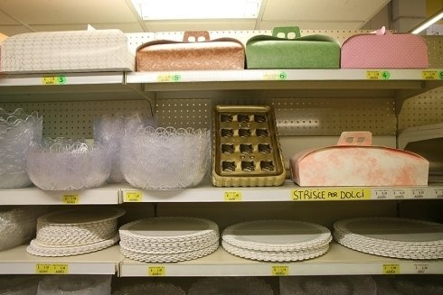 contenitori per torte
