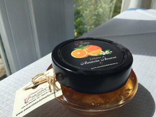 vasetto di arancia amara