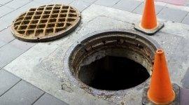 scavi e ristrutturazioni, fognature, impianti edili