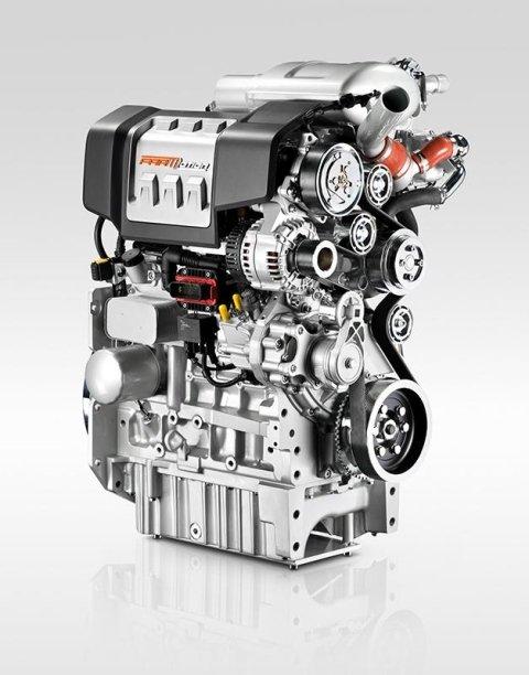 motore trattore