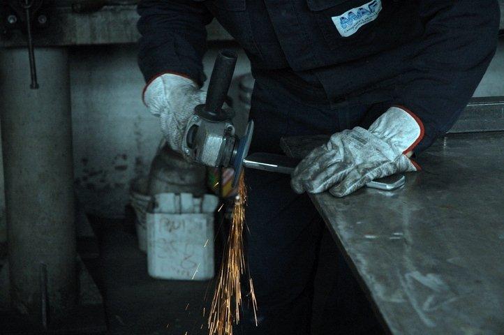 lavorazione ferro ed acciaio inox