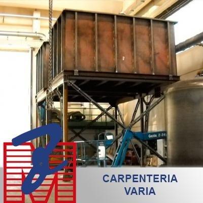carpenteria varia