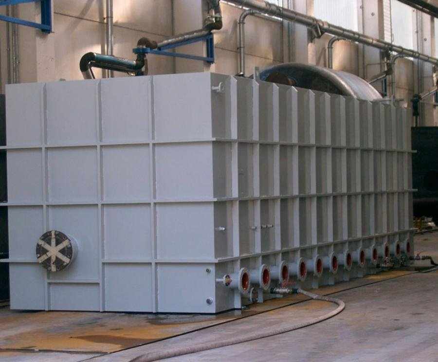 lube oil storage vats - Marcante Serbatoi