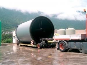 sludge thickener