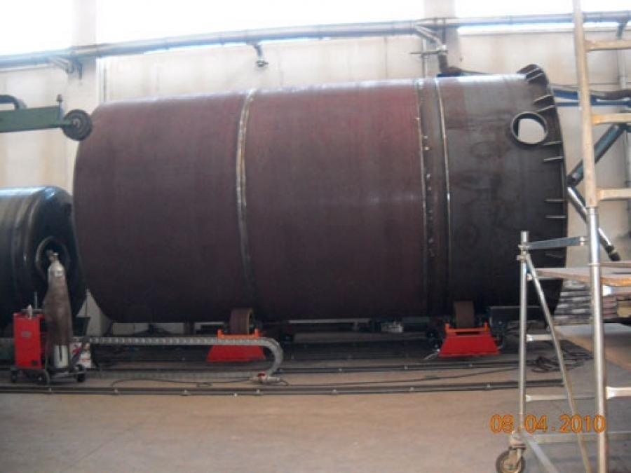 silos stoccaggio - Marcante Serbatoi