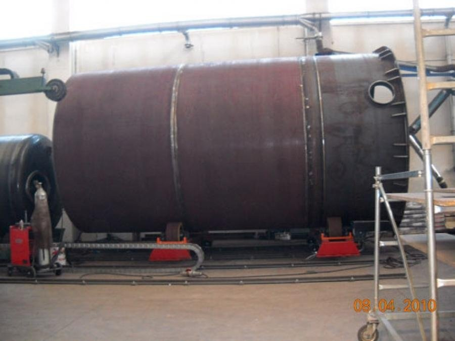 silos storage - Marcante Serbatoi
