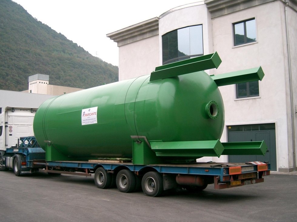 expansion tank - Marcante Serbatoi