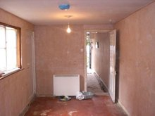 Painters and Decorators - Taunton, Somerset - A & J Thompson Painters and Decorators Ltd. - Home maintenance before