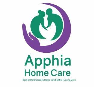 Apphia Home Care logo Phoenix AZ