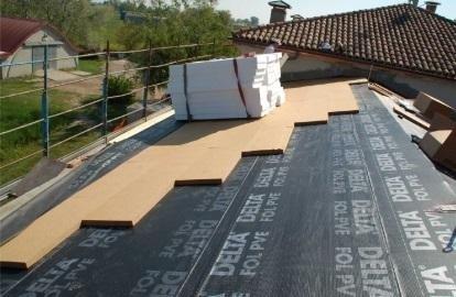 Isolamento tetti modena mazzoni marco