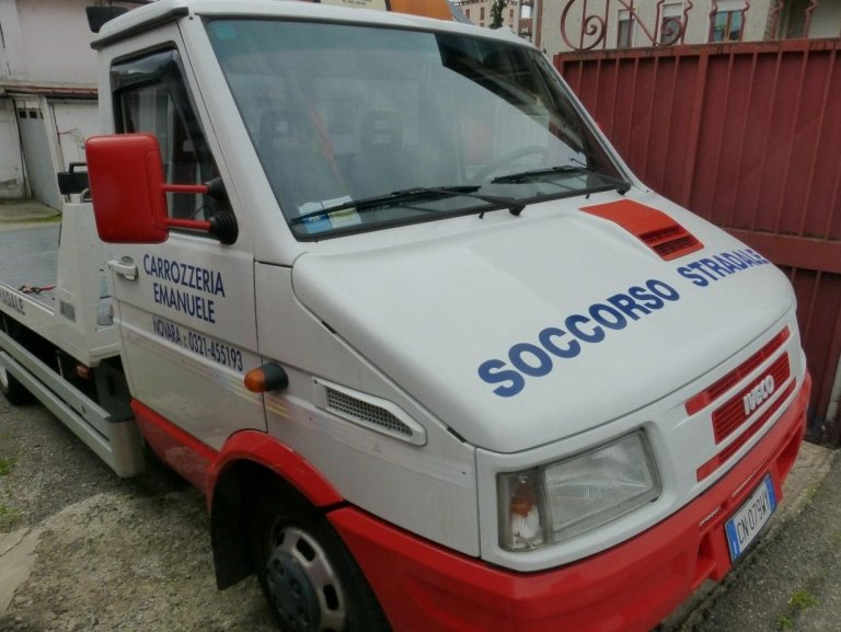 soccorso stradale Novara